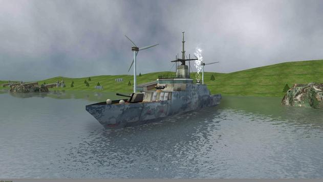 Battle Ship Drive screenshot 3