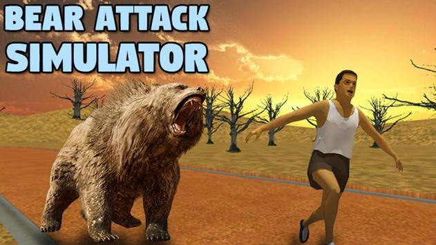 Bear Attack Simulator poster