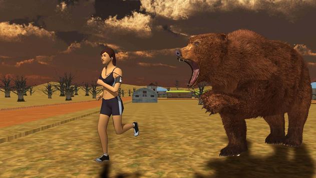 Bear Attack Simulator apk screenshot