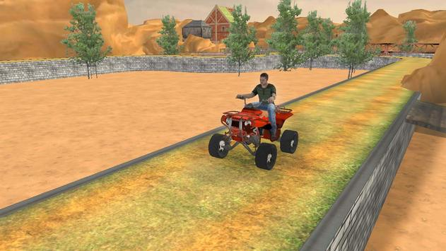 Desert Biker Race screenshot 4