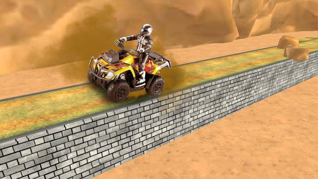 Desert Biker Race screenshot 1