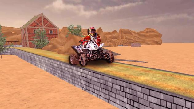 Desert Biker Race screenshot 2