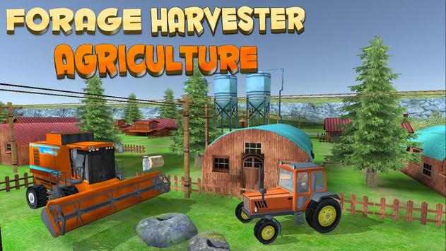 Forage Harvester Agriculture apk screenshot