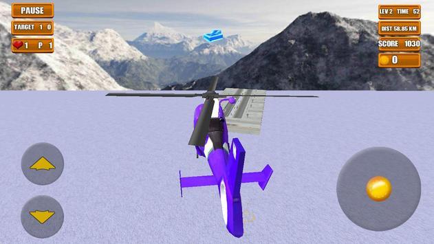 Helicopter Parking Game apk screenshot