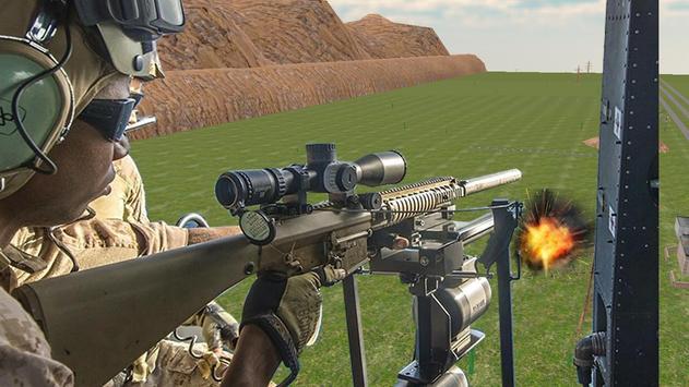 Helicopter Sniper Battle apk screenshot