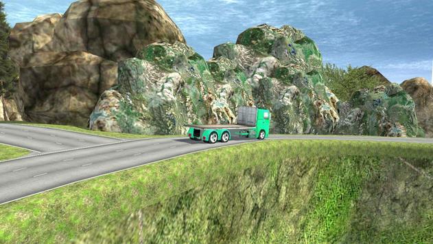 Hill Oil Tanker Transport screenshot 1