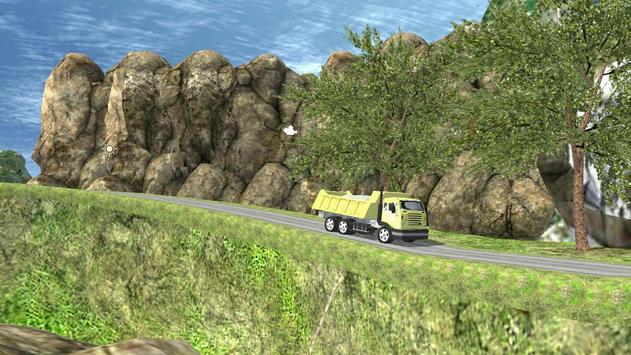 Hill Oil Tanker Transport screenshot 2