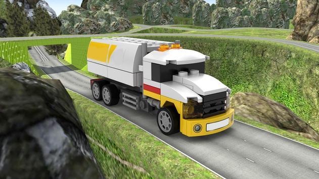 Hill Oil Tanker Transport screenshot 9