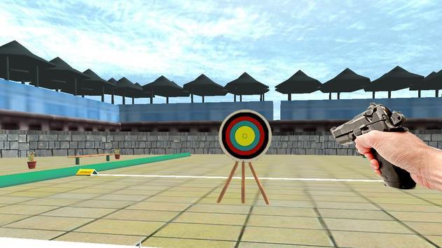 Jungle Pistol Shooter 3D screenshot 1