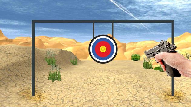 Jungle Pistol Shooter 3D screenshot 2