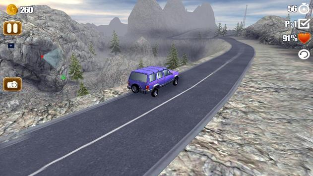 Offroad Jeep Hill Driver screenshot 11