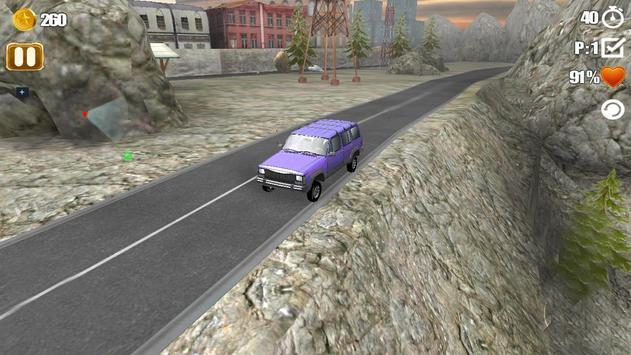 Offroad Jeep Hill Driver screenshot 2