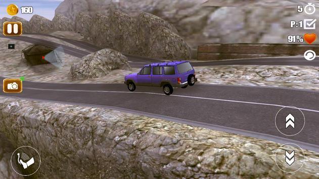 Offroad Jeep Hill Driver screenshot 4