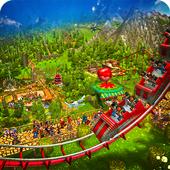 OffRoad Roller Coaster Sim icon