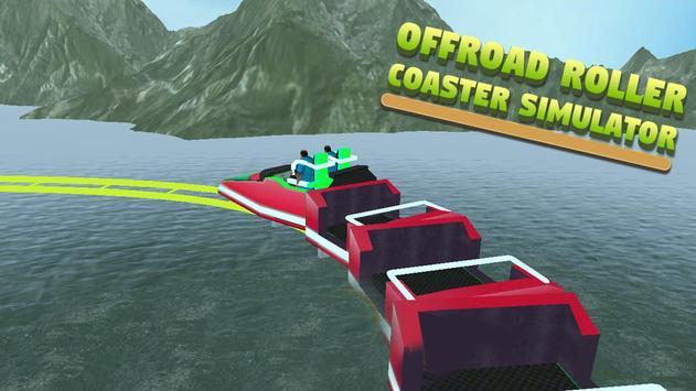 OffRoad Roller Coaster Sim poster