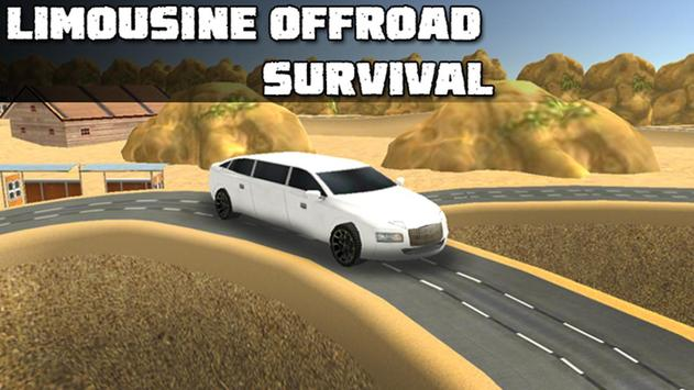 Limousine OffRoad Survival screenshot 5