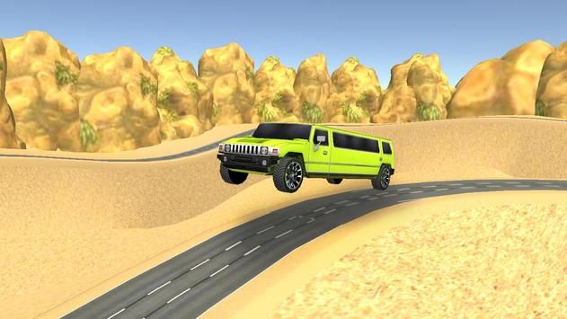 Limousine OffRoad Survival screenshot 8