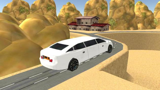 Limousine OffRoad Survival screenshot 1