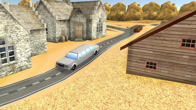Limousine OffRoad Survival screenshot 2