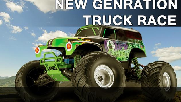 New Generation Truck Race poster