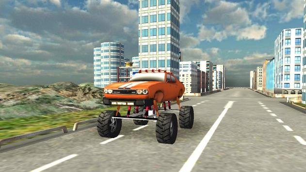 New Generation Truck Race apk screenshot