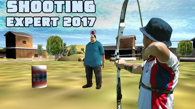 Shooting Expert 2017 poster