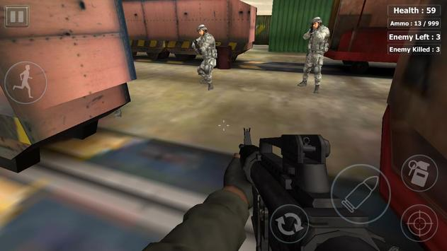Special Forces Strike screenshot 9