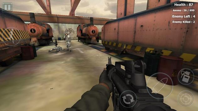 Special Forces Strike screenshot 12