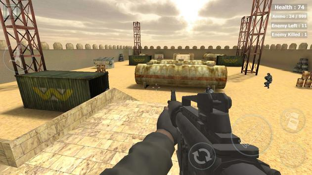 Special Forces Strike screenshot 1