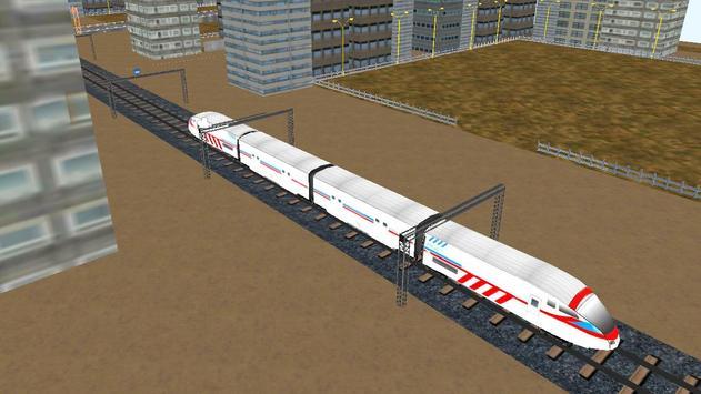 Superfast Bullet Train Racing screenshot 3