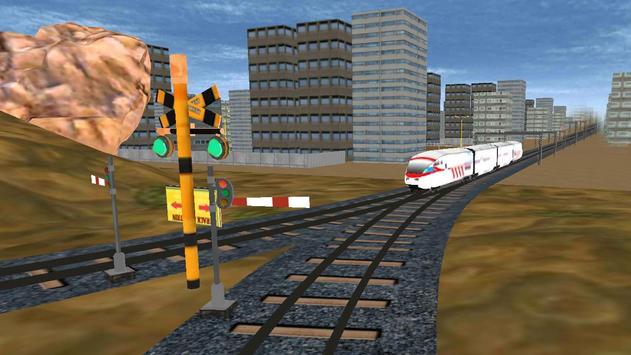 Superfast Bullet Train Racing screenshot 4