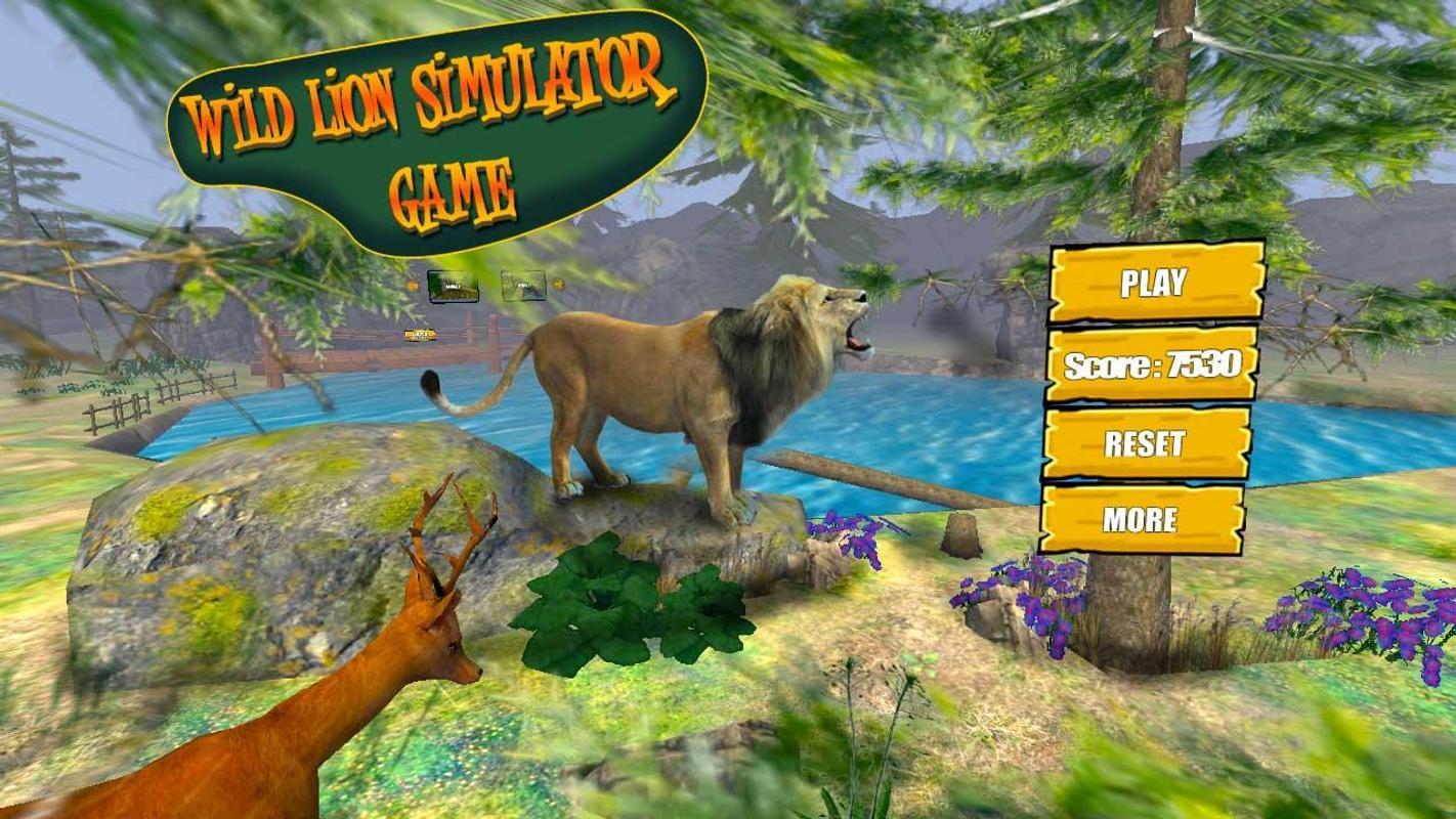 Lion games online