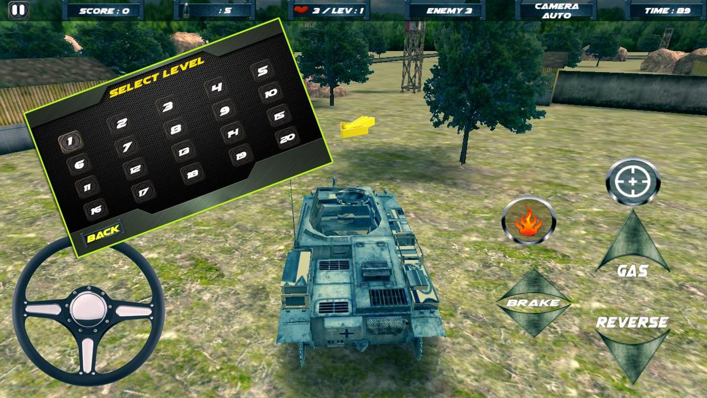 Tank Stars 1.3.1 Apk + Mod (Unlimited Money) for android