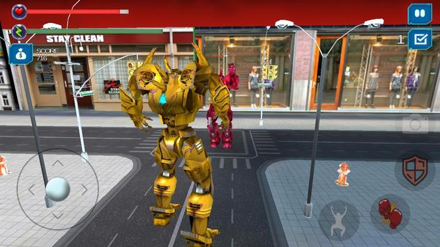 Transformer Battle Fight apk screenshot