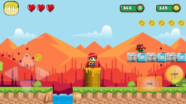 Prince's Jungle Adventure apk screenshot