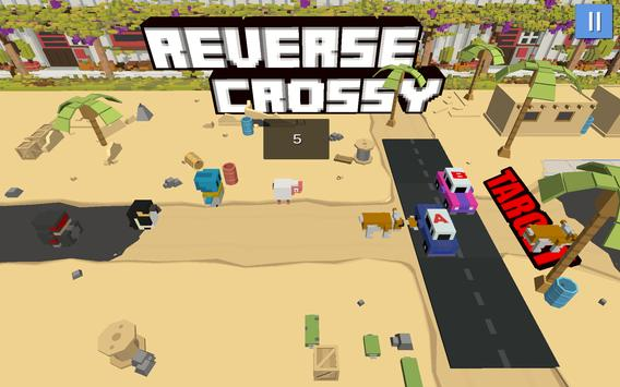 Crossy Reverse apk screenshot