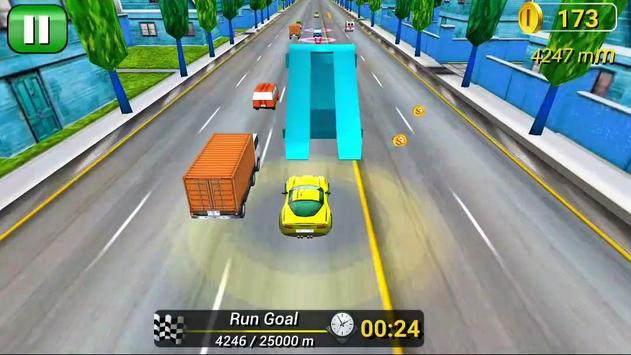 Smashy Road Hot Wheels apk screenshot