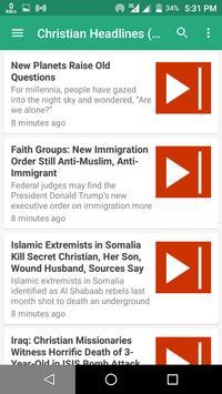 Christian Network apk screenshot