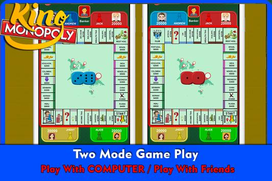 Bussines Monopoly King screenshot 1