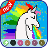 Pixel Art Ultra - Sandbox Coloring By Number icon