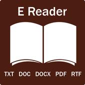 E Reader - Read With Sense icon