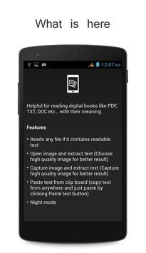 E Reader - Read With Sense apk screenshot
