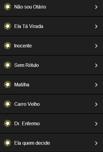 Tribo Da Periferia Top Letra For Android Apk Download