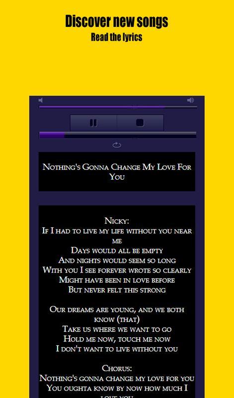 best song lyrics about love