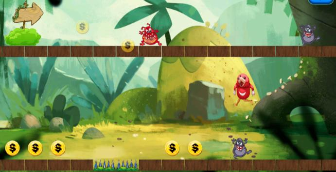 Jungle Adventure Ouganda Knuckess screenshot 5