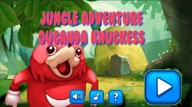 Jungle Adventure Ouganda Knuckess screenshot 3