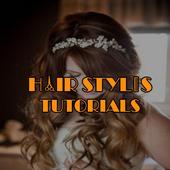 Hair Styles Tutorials icon