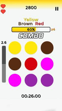 Color Clash apk screenshot