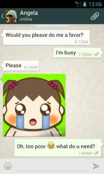 Baby DIY for Chat apk screenshot