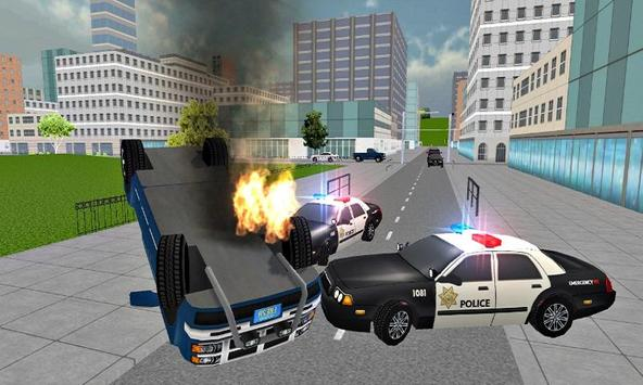 US Police Car Driver: Mad City Crime Life 3D screenshot 3